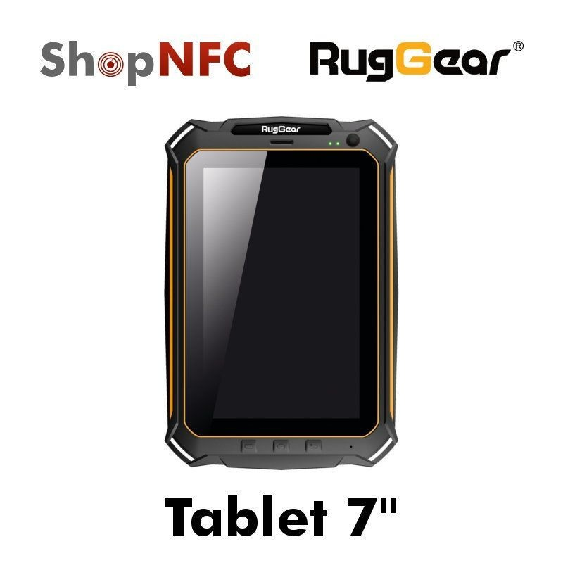 Tablet NFC Rugged RugGear RG900