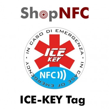 ICE-KEY Tag