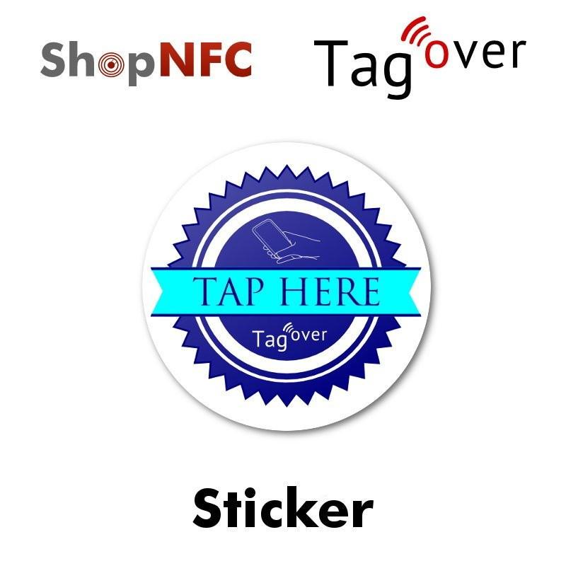 Sticker NFC Anti-Contraffazione