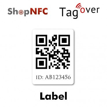 NFC Label for Anti-Counterfeiting