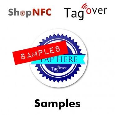 Tag Over - Campioni prodotto
