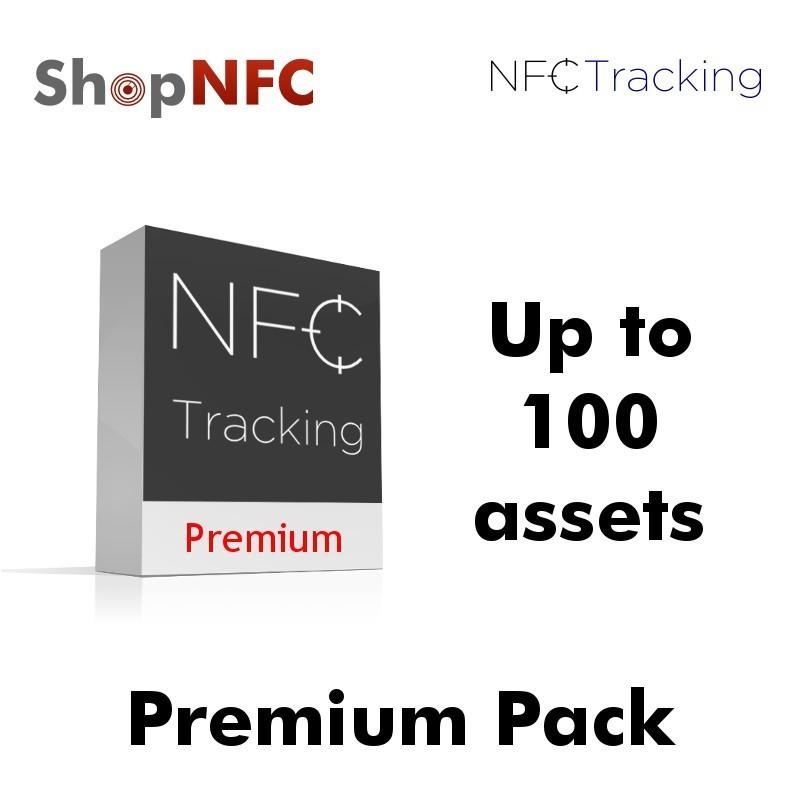 NFC Tracking - Paquet Premium