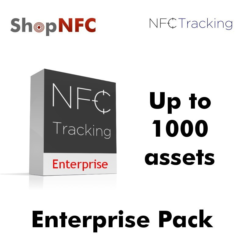 NFC Tracking - Enterprise Pack