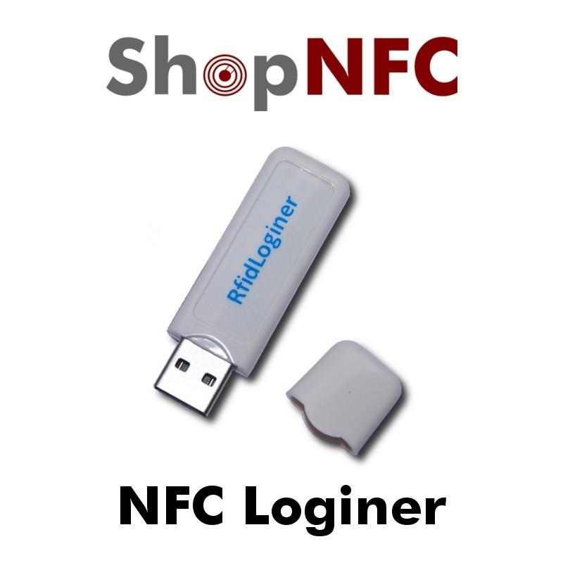 USB NFC Loginer keyboard emulator