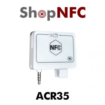 ACR35 antena NFC para iPhone y Android
