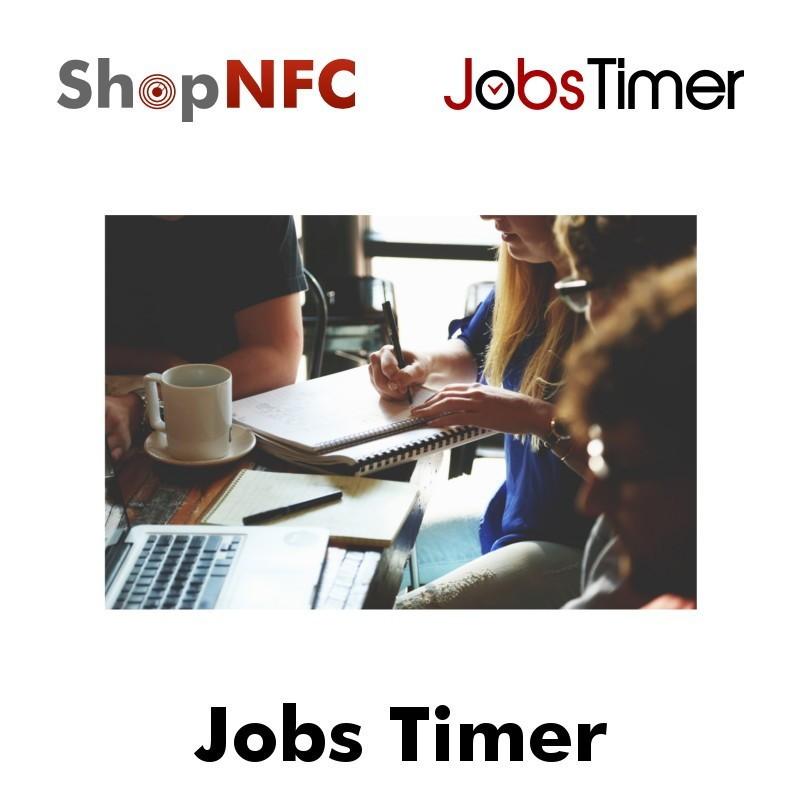 Jobs Timer - Attendance tracking