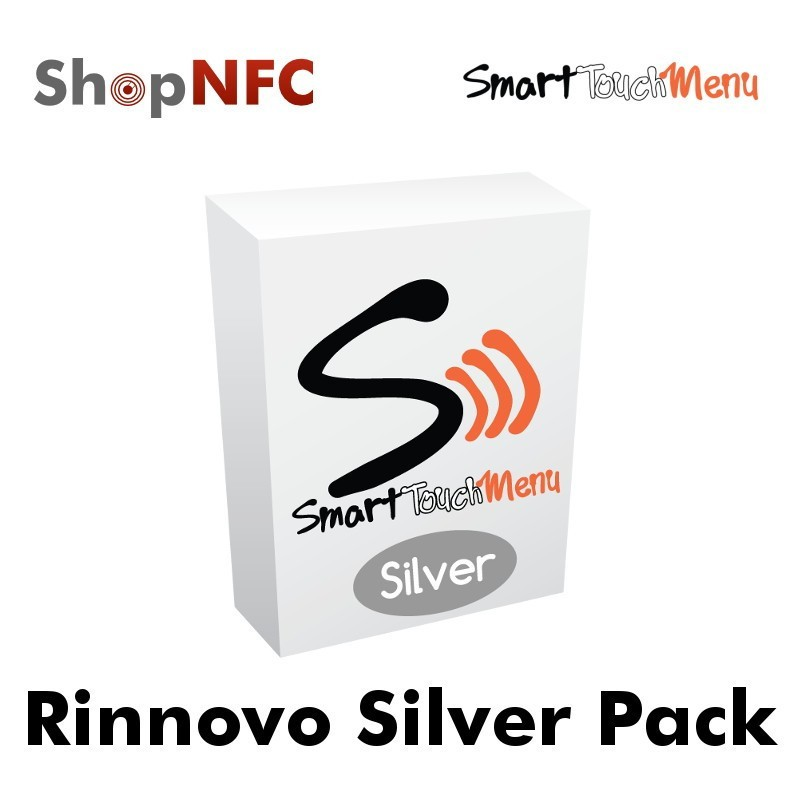 Smart Touch Menu - Silver Pack Renewal