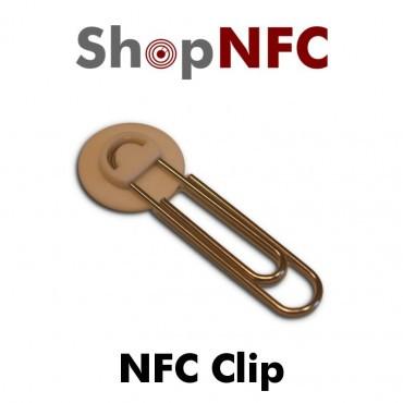 Büroklammer NFC NTAG216