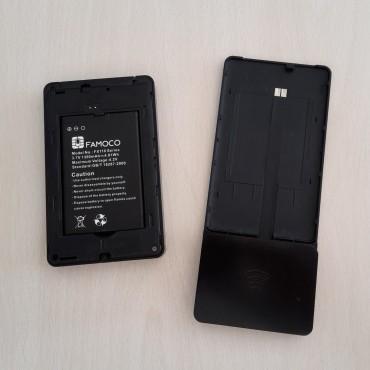 Lettore NFC Frontale per FAMOCO FX100+