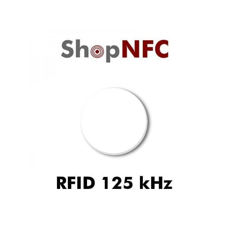 125 kHz RFID PVC Tags