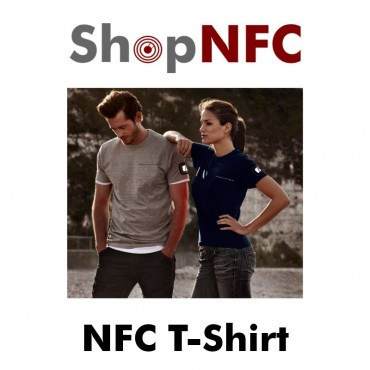 T-Shirt NFC - Personnalisable