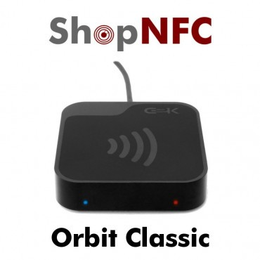 Orbit Classic - Lecteur NFC programmable