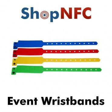 Bracelets jetables - Personnalisable