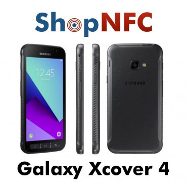 samsung galaxy xcover 4 smartphone android nfc rugged ip68 shop nfc. Black Bedroom Furniture Sets. Home Design Ideas