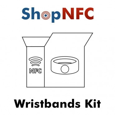 NFC Armbänder Kit