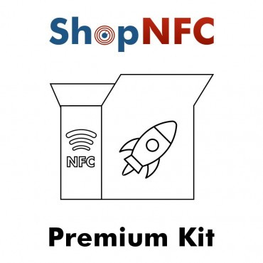 Kit de 20 Etiquetas NFC mixtas
