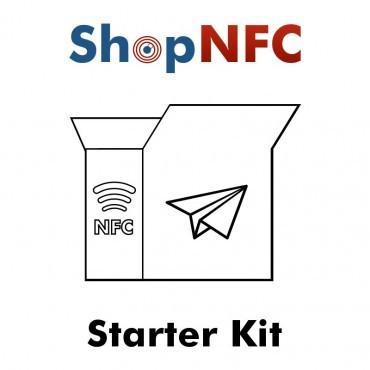 Kit de Tags NFC mixtes (10 Tags)