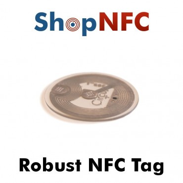 Etiqueta NFC NTAG213 en PET 22mm