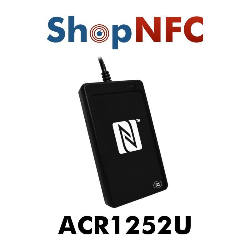 ACS ACR1252U NFC READER WINDOWS 8 DRIVERS DOWNLOAD (2019)