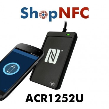 ACR1252U - NFC Reader/Writer P2P