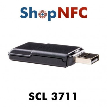 SCL3711 - NFC Reader/Writer P2P