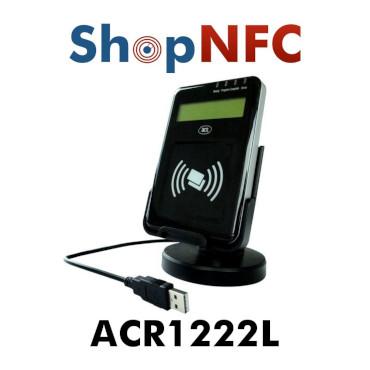 ACR1222L Lecteur NFC avec Écran LCD