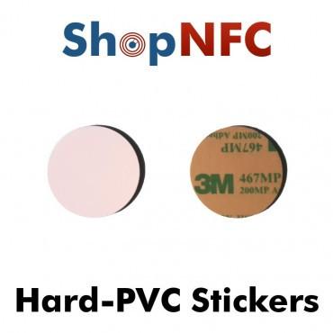 Tags NFC adhésifs en PVC