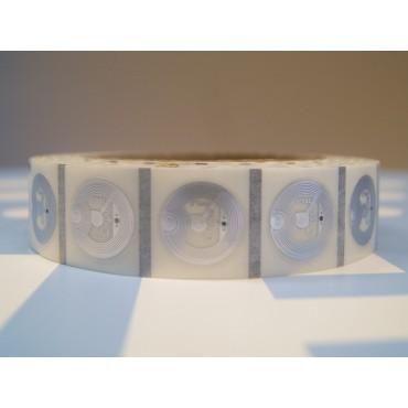 Etiqueta NFC NTAG210μ 22mm adhesiva
