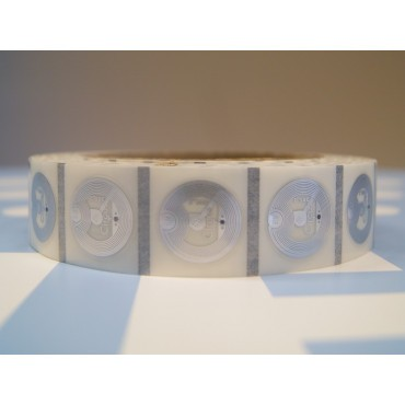 NFC Stickers NTAG210μ Round ø22mm