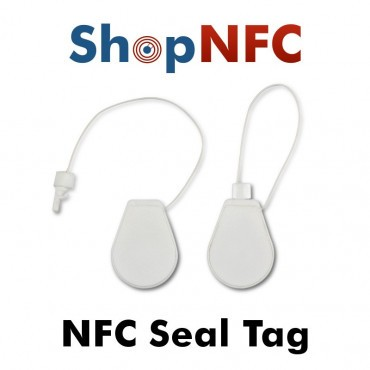 Seal Tag eTamper ICODE® SLIX