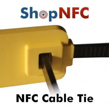 Fascette NFC con indicatore ICODE® SLIX