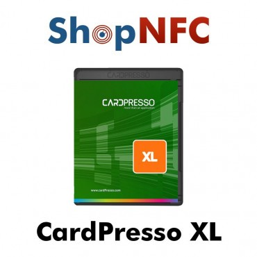 CardPresso XL - Card printing and encoding software