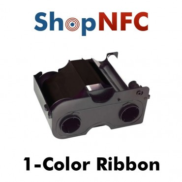 Black Ribbon for Fargo DTC4250, DTC1000, DTC4000