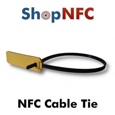 Colliers de serrage industriels avec indicateur NFC ICODE® SLIX
