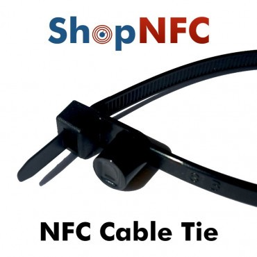 Abrazadera NFC industrial NTAG213