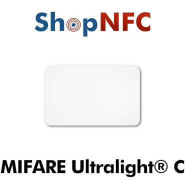NFC Stickers MIFARE Ultralight® C 26.5x42mm
