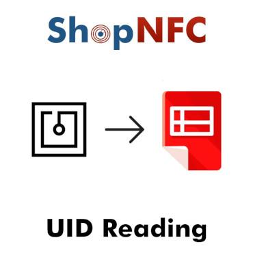 UID Reading