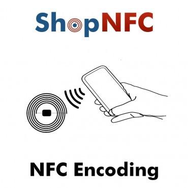 Encodage NFC