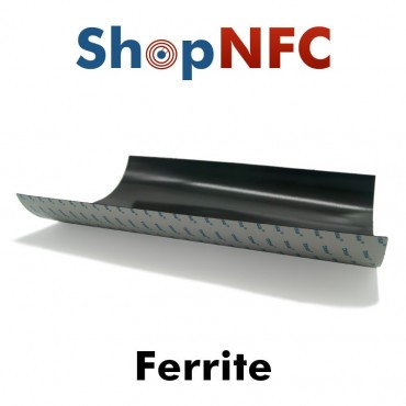 Klebeferrit für NFC On-Metal Tags
