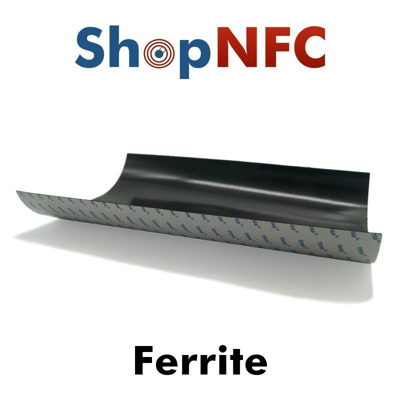 Ferrite adesiva per Tag NFC schermati - Foglio A4