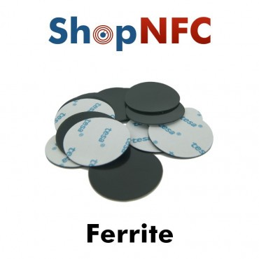Ferrite adesiva per Tag NFC schermati