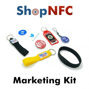 NFC Kit für das Marketing