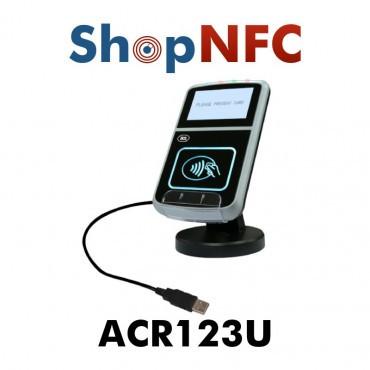 ACR123U - Lecteur NFC pour paiements sans contact