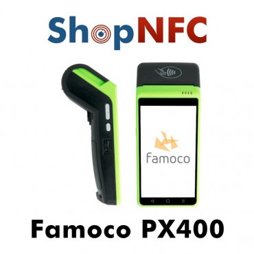 Famoco PX400 - Android Mobile POS