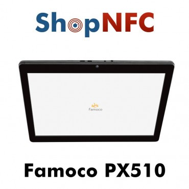 Famoco PX510 - NFC Android Tablet 10-Zoll