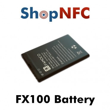 Battery for Famoco FX100 series