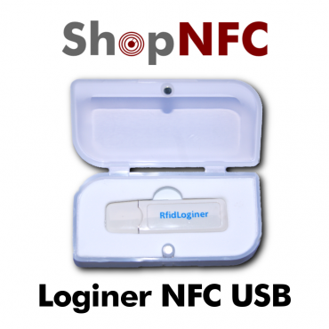 Emulador de teclado NFC Loginer USB