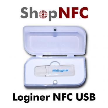 NFC Loginer - Emulateur de clavier