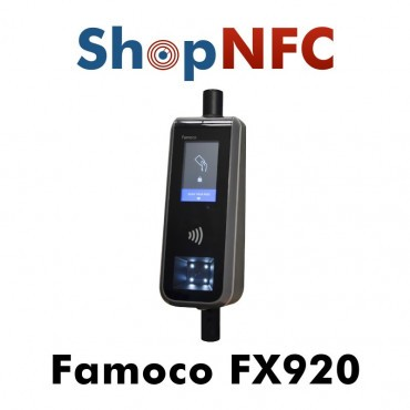 Famoco FX920 - Validatore Android multi-ticket