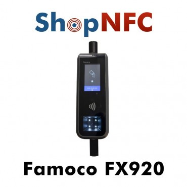 Famoco FX920 - Android Multi-Ticketing-Transportprüfer